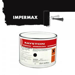 Bilde av IMPERMAX SVART 2,5 KG FLYTENDE MEMBRAN